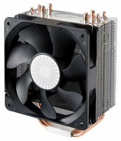 Кулер для процессора Cooler Master Hyper 212 Plus (RR-B10-212P-GP)