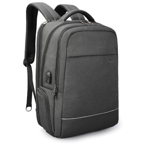 Рюкзак Tigernu T-B3533 темно-серый рюкзак tigernu t b3515 серый 15 6