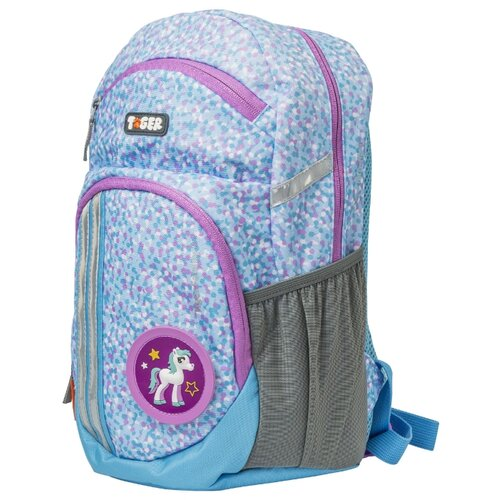 Tiger Enterprise Рюкзак Lively Frost, голубой школьные рюкзаки mojo pax рюкзак tiger