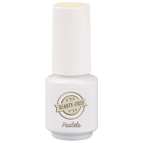 Купить Гель-лак для ногтей Beauty-Free Pastels, 4 мл, Ванильная пенка