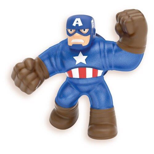 Купить Фигурка GooJitZu Капитан Америка 38181, Игровые наборы и фигурки