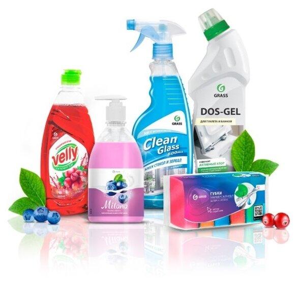 Купить Набор Grass для уборки кухни и дома по низкой цене с доставкой из Яндекс.Маркета (бывший Беру)
