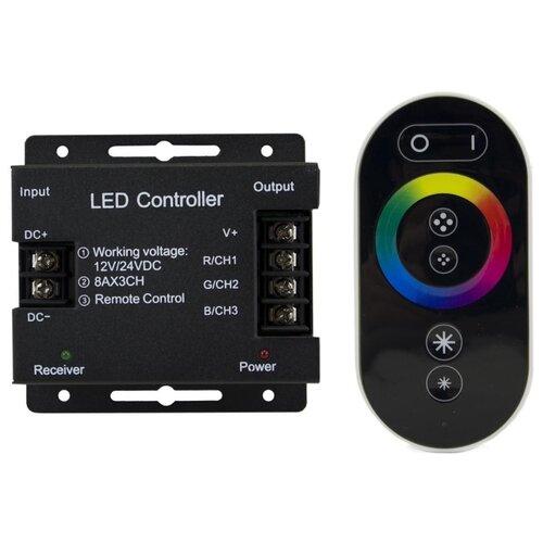 Контроллер для светодиодов gauss 201013288 черный