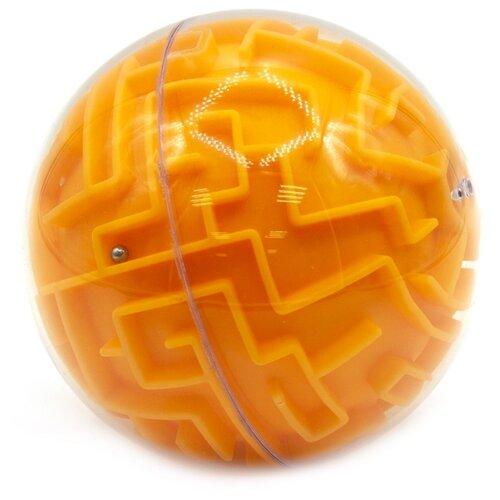 Купить Головоломка KAKADU Комета-лабиринт Средний (MB-01orange) оранжевый, Головоломки