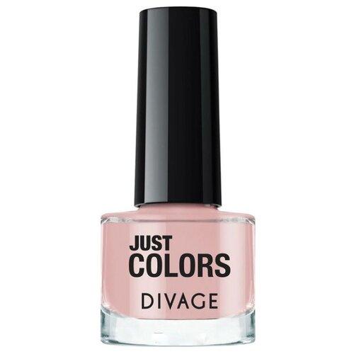 Лак DIVAGE Just Colors, 6 мл, оттенок 33