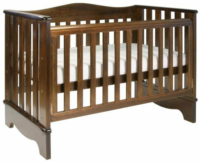 Кроватка Boori Paddington