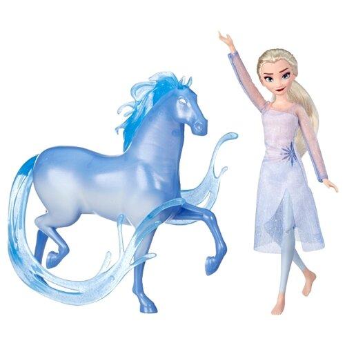 Кукла Hasbro Disney Princess Холодное сердце 2 Эльза и Нокк, E5516