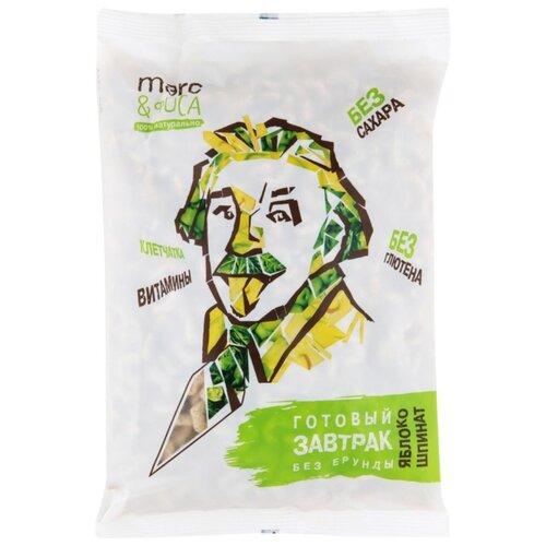 Готовый завтрак Marc & Фиса Яблоко и шпинат пакет, 200 г