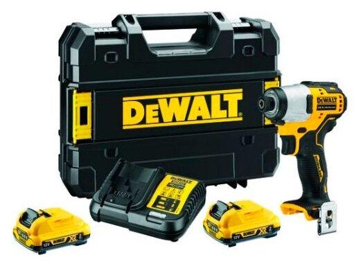 Винтоверт DeWALT DCF801D2