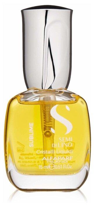 Alfaparf Milano SDL Diamond Масло против секущихся волос, придающее блеск