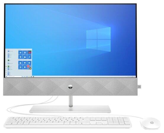 """Моноблок 23.8"""" HP Pavilion 24-k0020ur — купить по выгодной цене на Яндекс.Маркете"""