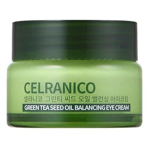 Купить Celranico Балансирующий крем для зоны вокруг глаз Green Tea Seed Oil Balancing Eye Cream 30 мл