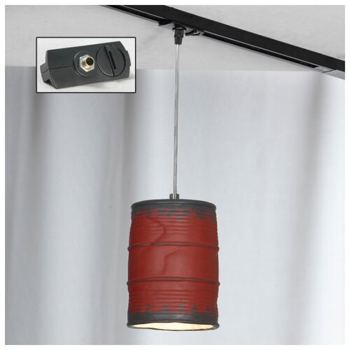 Трековый светильник Lussole Northport LSP-9527-TAB подвесной светильник lussole northport lsp 9527 tab