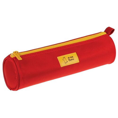 Купить Berlingo Пенал-тубус Color Zone red lama, Пеналы