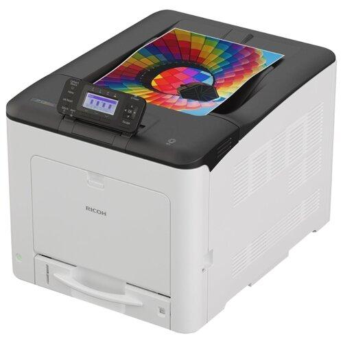 Фото - Принтер Ricoh SP C360DNw, серый/черный принтер лазерный ricoh sp 6430dn светодиодный цвет серый [407484]
