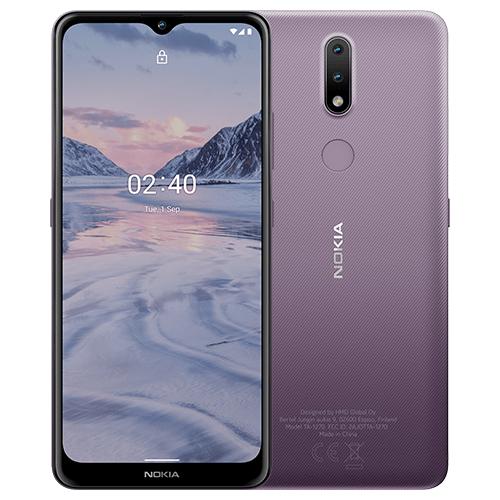 Смартфон Nokia 2.4 3/64GB пурпурный