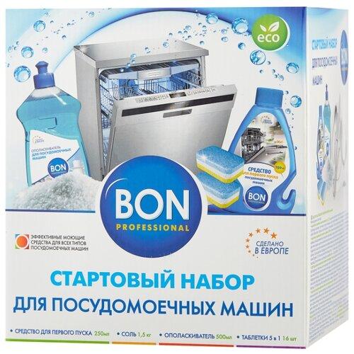 BON стартовый набор для посудомоечной машины