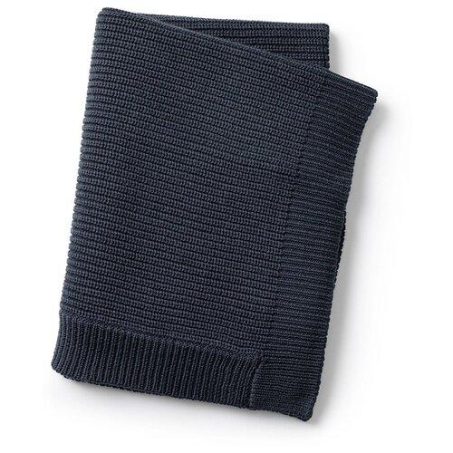 Плед Elodie шерстяной 70х100 см Juniper Blue, Покрывала, подушки, одеяла  - купить со скидкой