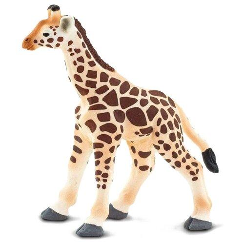 Фото - Фигурка Safari Ltd Wildlife Детёныш жирафа 100422 фигурка safari ltd wildlife детёныш жирафа 100422
