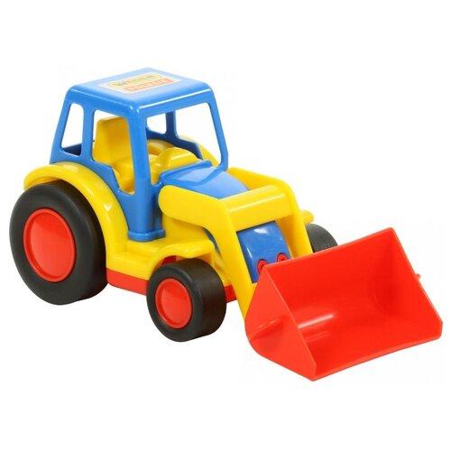Купить Погрузчик Wader Базик (37626) 22 см, Машинки и техника
