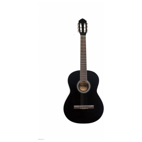 Классическая гитара Veston C-45A BK veston ks003 стойка для синтезатора