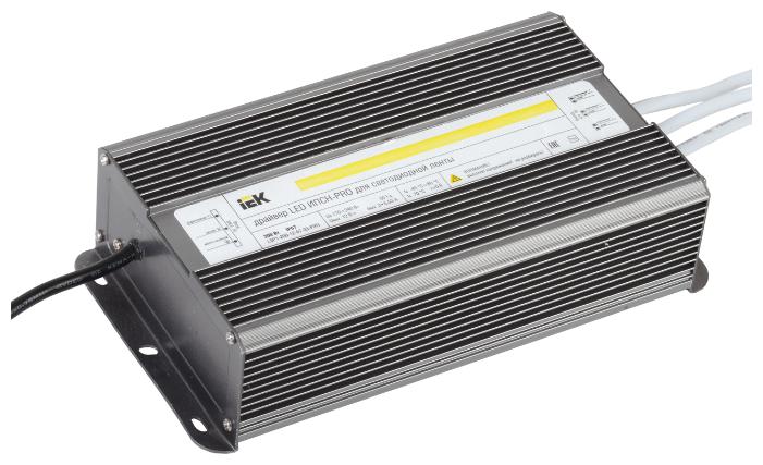 Блок питания для LED IEK LSP1-200-12-67-33-PRO 200 Вт