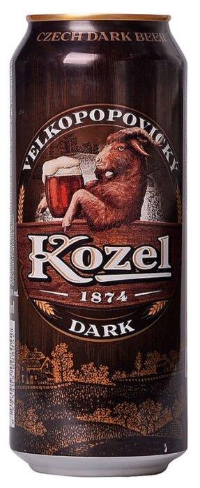 Пиво темное Velkopopovicky Kozel Dark 0.5 л