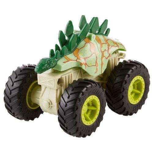 Купить Монстр-трак Hot Wheels Monster Trucks Bash-Ups (GCF94) 1:43, Машинки и техника