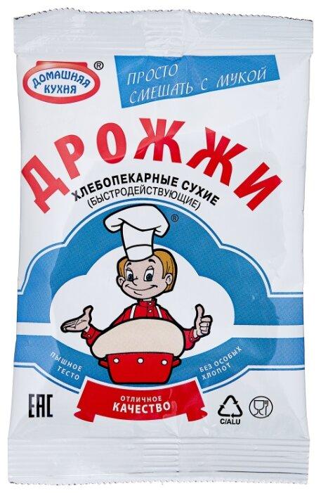 Дрожжи Домашняя кухня Хлебопекарные сухие