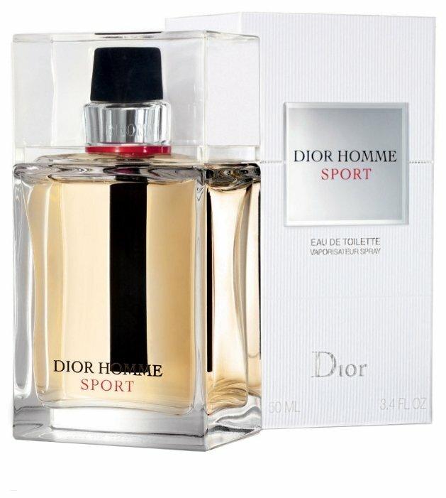 Туалетная вода Christian Dior Dior Homme Sport (2017)