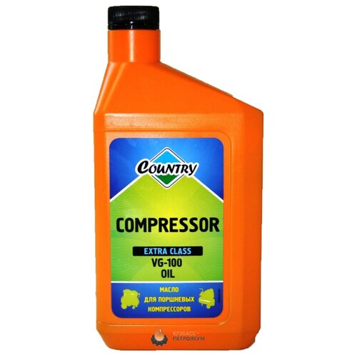 Масло для компрессоров 3TON Country GTD 250 VG-100 1 л
