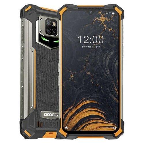 Смартфон DOOGEE S88 Pro оранжевый смартфон doogee s68 pro черный оранжевый