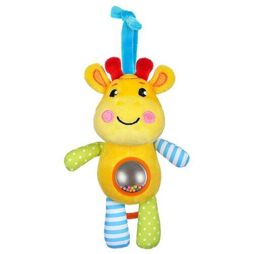 Подвесная игрушка Жирафики Жирафик (939534) оранжевый жирафики игровой центр подушка жирафики жирафик и друзья