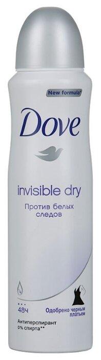 Антиперспирант спрей Dove Невидимый