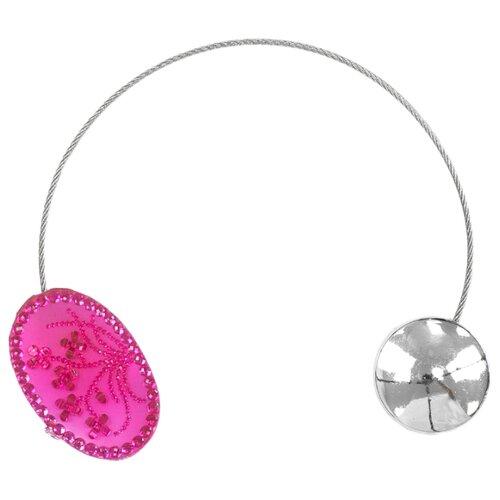 Магнитные клипсы Ajur ND OV розовый магнитные клипсы ajur b49 золотистый