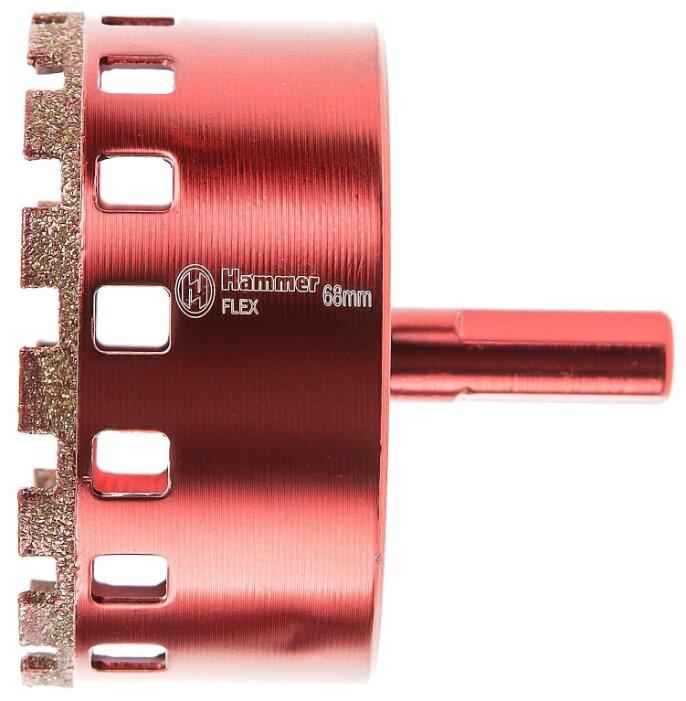 Коронка Hammer 226-016 68 мм