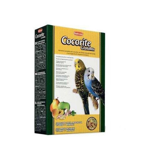 Padovan корм Grandmix Сocorite для волнистых попугаев 400 г