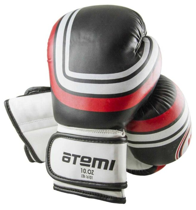 Боксерские перчатки ATEMI LTB 16101 размер L/XL