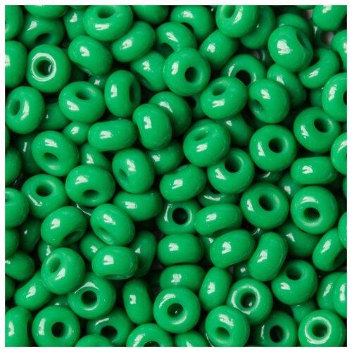 Купить Бисер Preciosa , 10/0, 500 грамм, цвет: 53250 светло-зеленый, Фурнитура для украшений
