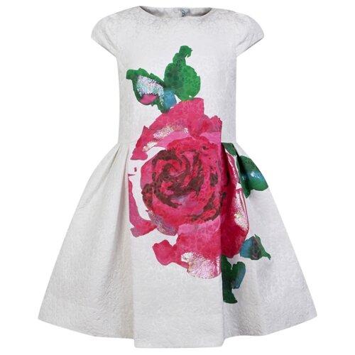 Платье Simonetta размер 152, белый платье simonetta размер 174 черный