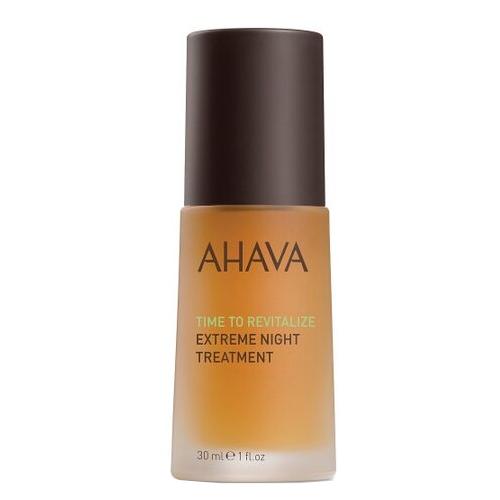 Средство AHAVA Time To Revitalize Extreme Night Treatment радикально восстанавливающее ночное для лица, шеи и декольте 40+, 30 мл