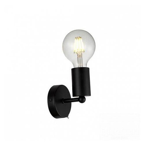 Бра FUORI A9184AP-1BK бра arte lamp a9184ap 1bk
