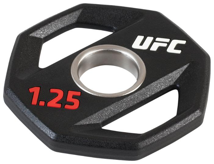 Диск UFC Premium Urethane Grip 1.25 кг