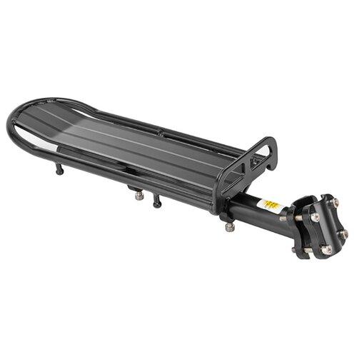 цена на Задний багажник на велосипед STELS BLF-H12 20-28 черный
