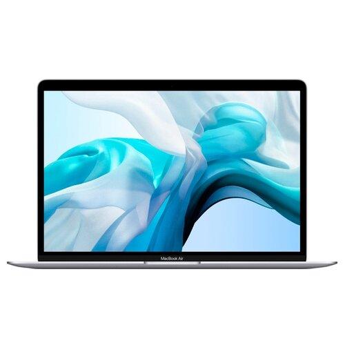 Ноутбук Apple MacBook Air 13 дисплей Retina с технологией True Tone Early 2020 (Intel Core i5 1100MHz/13.3/2560x1600/8GB/512GB SSD/DVD нет/Intel Iris Plus Graphics/Wi-Fi/Bluetooth/macOS) MVH42RU/A серебристый ноутбук apple macbook air 13 late 2018 intel core i5 1600 mhz 13 3 2560x1600 8gb 128gb ssd dvd нет intel uhd graphics 617 wi fi золотой mree2