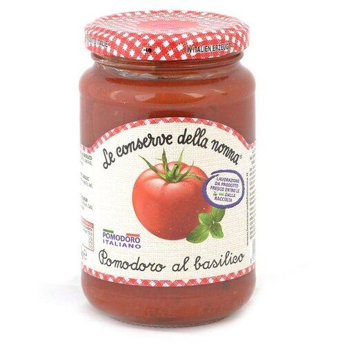Соус Le conserve della nonna Томатный с базиликом 350 г