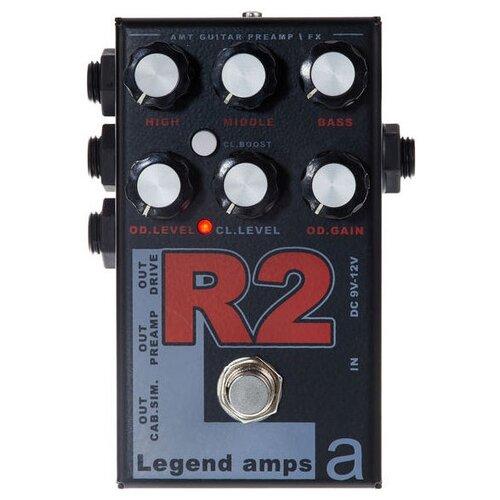 AMT Electronics Предусилитель R2 Legend Amps 2 1 шт.