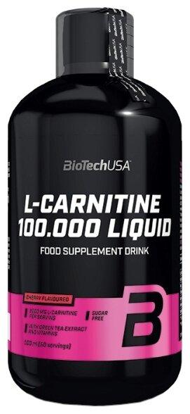 BioTech L-карнитин 100.000 (500 мл)
