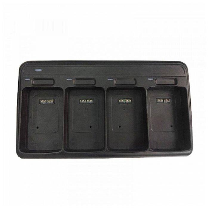 4-х слотовая зарядная станция HBC5000S для аккумуляторов HBL5100 Urovo V5100 (MC5100-ACCHRG01)