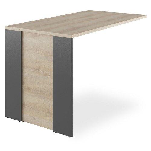 Приставка к столу Pointex Spring светлый дуб